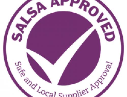 SALSA Certified